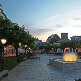 Melgaço - Praça da RepúblicaLocal: MelgaçoFoto: CM Melgaço