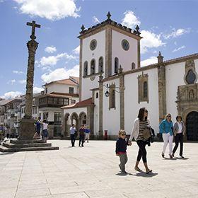 Igreja da Sé - BragançaLocal: BragançaFoto: Câmara Municipal de Bragança
