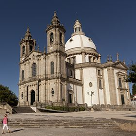 Santuário de Nossa Senhora do SameiroLugar BragaFoto: Francisco Carvalho - Amatar