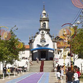 Igreja de Nossa Senhora da AgoniaOrt: Viana do CasteloFoto: Francisco Carvalho - Amatar