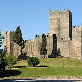 Castelo de GuimarãesPlaats: GuimarãesFoto: Direcção Regional de Cultura do Norte