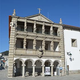Igreja da Misericórdia de Viana do CasteloPlaats: Viana do CasteloFoto: Câmara Municipal de Viana do Castelo