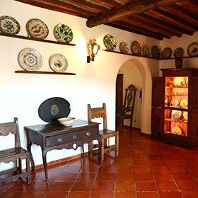 Casa Museu José RégioPlace: PortalegrePhoto: Câmara Municipal de Portalegre