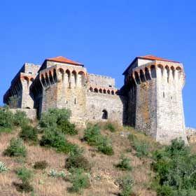 Castelo de OurémOrt: OurémFoto: Turismo de Leiria-Fátima