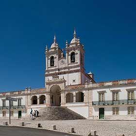 Igreja de Nossa Senhora da Nazaré場所: Nazaré写真: Luís Pavão