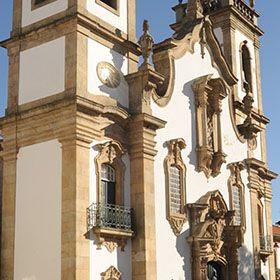 Igreja da Misericórdia da GuardaLieu: GuardaPhoto: ARPT Centro de Portugal