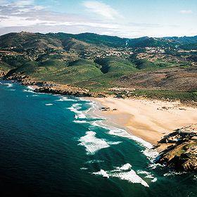 Praia Grande do GuinchoPlace: Guincho - CascaisPhoto: JTCE