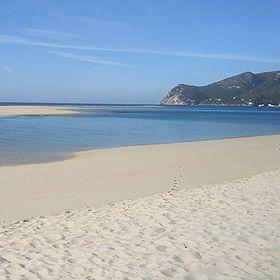 Praia da FigueirinhaLocal: SetúbalFoto: Associação da Bandeira Azul Europa