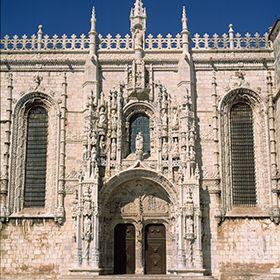Mosteiro dos Jerónimos場所: Lisboa写真: António Sacchetti