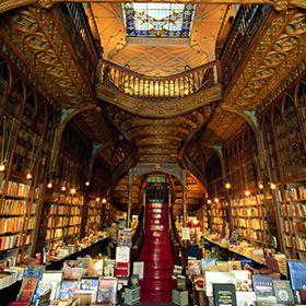 Livraria Lello & Irmão, LdaPlace: Porto