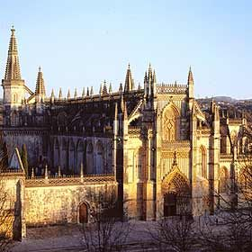 Mosteiro de Santa Maria da Vitória - BatalhaPlace: BatalhaPhoto: IGESPAR - Luís Pavão