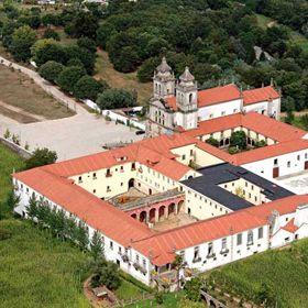 Mosteiro de São Martinho de TibãesPlaats: Mire de TibãesFoto: Direção Regional de Cultura do Norte
