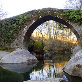 Ponte do Arco場所: Marco de Canaveses