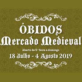 Mercado Medieval Óbidos 2019