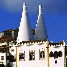 Palácio da Vila地方: Sintra照片: José Manuel