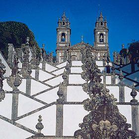Bom JesusOrt: BragaFoto: Turismo de Portugal