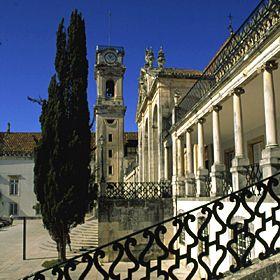 Universidade de CoimbraLocal: CoimbraFoto: Turismo Centro de Portugal