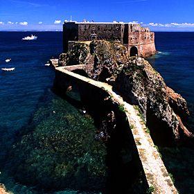 Fortaleza de São João BaptistaOrt: BerlengasFoto: José Manuel