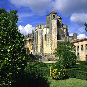 Convento de CristoOrt: TomarFoto: José Manuel