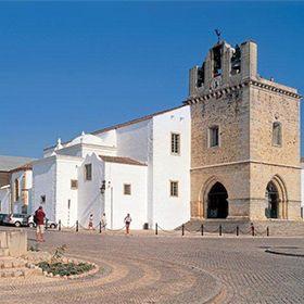Largo da SéOrt: Rui Morais de SousaFoto: Turismo do Algarve