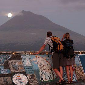 Marina da Horta地方: Ilha do Faial nos Açores照片: Publiçor