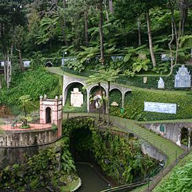Monte PalaceLocal: MonteFoto: Turismo da Madeira