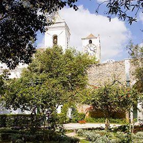 Castelo e Muralhas de TaviraPlaats: TaviraFoto: F32-Turismo do Algarve