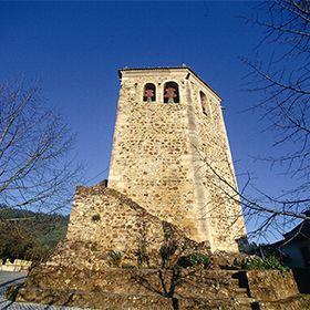 Torre templária de  DornesМесто: Ferreira do ZezerreФотография: Região Turismo dos Templários