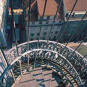 Elevador Santa Justa地方: Lisboa照片: António Sacchetti