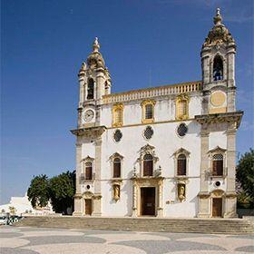 Igreja do Carmo - FaroOrt: FaroFoto: Turismo do Algarve