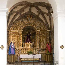 Igreja de Santa Maria do Castelo - TaviraLocal: TaviraFoto: F32-Turismo do Algarve