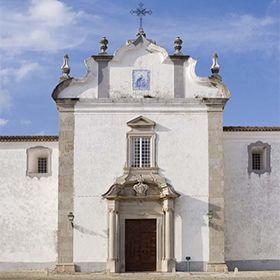 Igreja do Carmo - TaviraLocal: TaviraFoto: F32-Turismo do Algarve