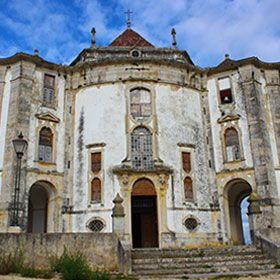 Santuário do Senhor da PedraМесто: ÓbidosФотография: Nuno Félix Alves