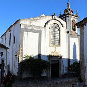 Igreja de São Pedro - ÓbidosLocal: ÓbidosFoto: Nuno Félix Alves