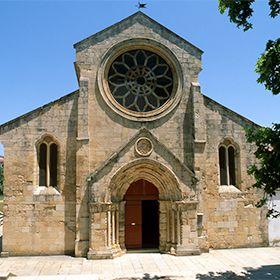 Igreja de Santa Maria do Olival - Tomar