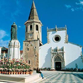 Igreja de São João Baptista, Matriz de TomarPhoto: João Paulo