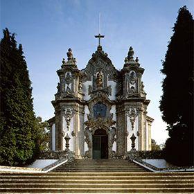Igreja de Santa Maria Madalena de FalperraPhoto: José Manuel
