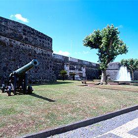 Castelo de São BrásPhoto: Turismo dos Açores