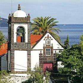 Igreja de Santa BárbaraLocal: AçoresFoto: Publiçor -Turismo dos Açores