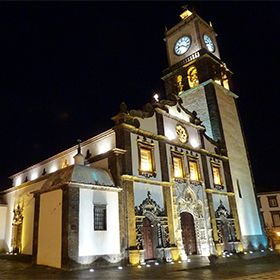 Igreja Matriz de São Sebastião - Ponta DelgadaPhoto: Faber - Turismo dos Açores