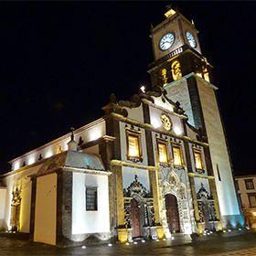 Igreja Matriz de São Sebastião - Ponta DelgadaFoto: Faber - Turismo dos Açores