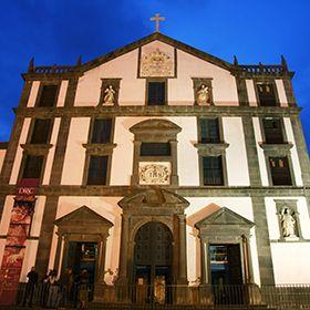 Igreja de São João EvangelistaPhoto: Ass Promocao Madeira - Madeira Promotion Bureau