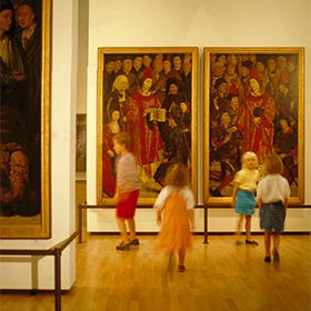 Museu Nacional de Arte AntigaФотография: José Manuel