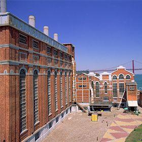 Museu da Electricidade場所: Lisboa写真: António Sacchetti