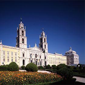Palácio Nacional e Convento de MafraPhoto: JTC Estoril