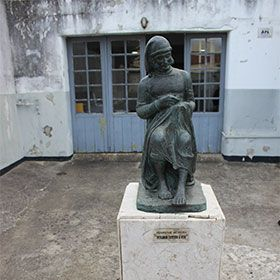 Museu Etnográfico e Arqueológico Dr. Joaquim MansoМесто: NazaréФотография: Nuno Félix Alves
