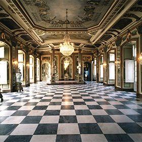 Palácio Nacional de QueluzLocal: QueluzFoto: José Manuel