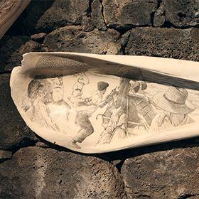 Museu de ScrimshawLocal: AçoresFoto: Gustav - Turismo dos Açores