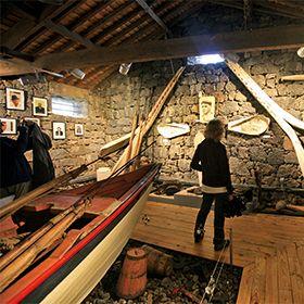 Museu dos BaleeirosPlace: PicoPhoto: Publiçor -Turismo dos Açores