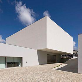 Centro de Arte Contemporânea Graça MoraisFoto: Centro de Arte Contemporânea Graça Morais